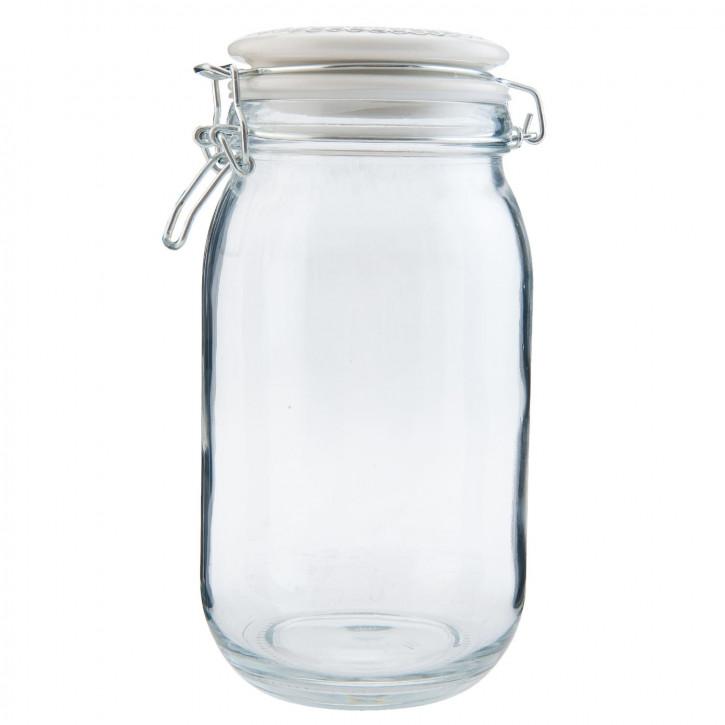 Vorratsglas Ø 11x23 cm / 1,4L