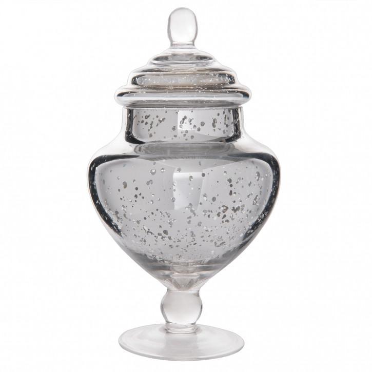 Vorratsglas 8x8x24 cm