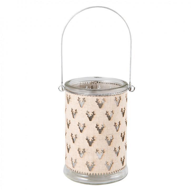 Teelichthalter Ø 8x11 cm