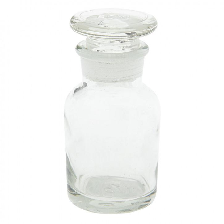 Vorratsglas mit Deckel Ø 5x9 cm