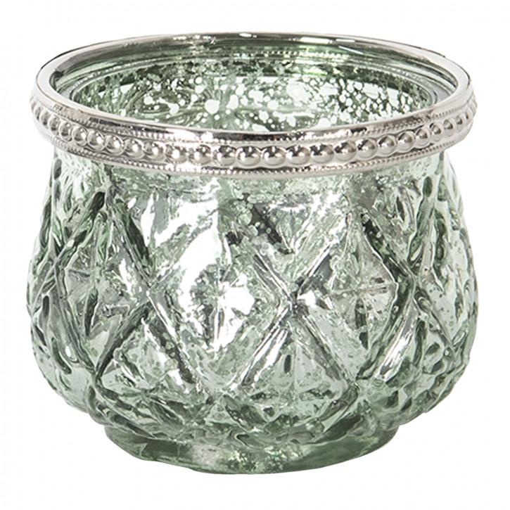 Teelichthalter /» Ø 7x6 cm