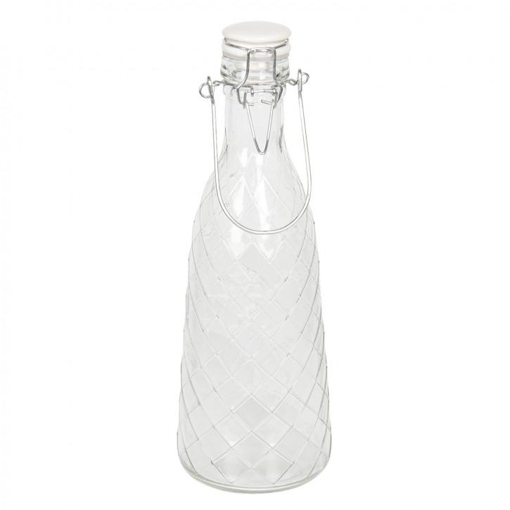 Flasche Ø 10x30 cm / 1L