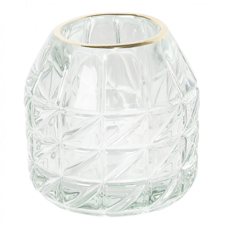 Teelichthalter Ø 9x9 cm