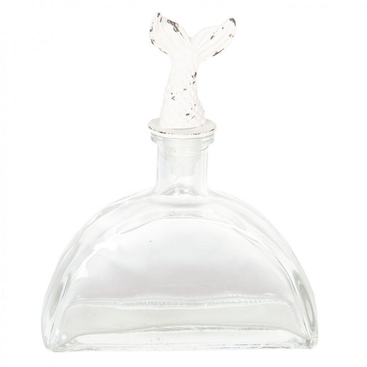Flasche mit Verschluss 14x5x17 cm