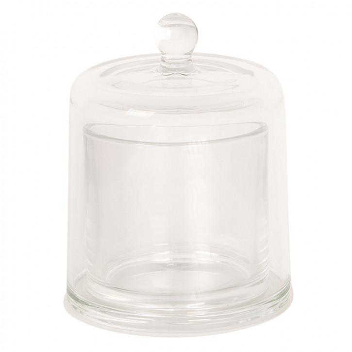 Glasglocke Ø 10x14 cm