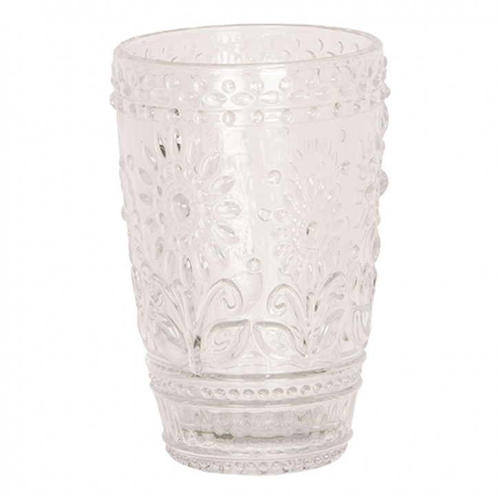 Trinkglas Ø 8x12 cm