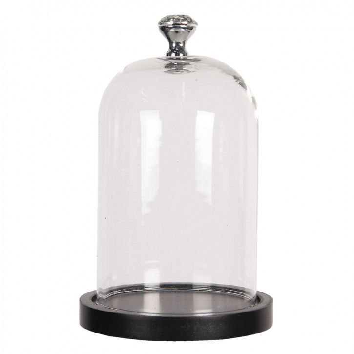 Glasglocke Ø 12x19 cm