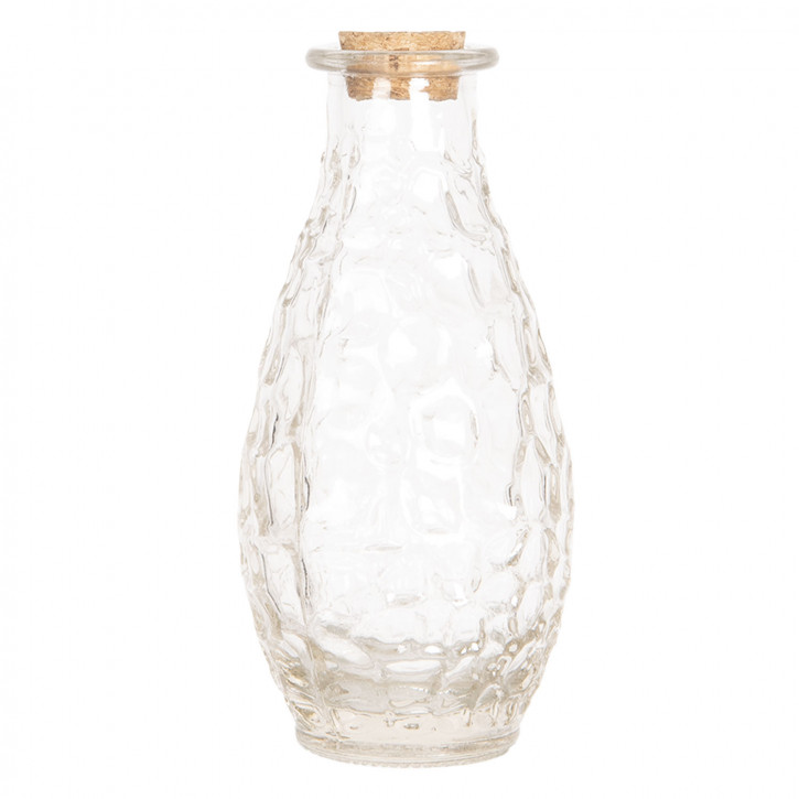 Dekorations flasche Ø 6x15 cm
