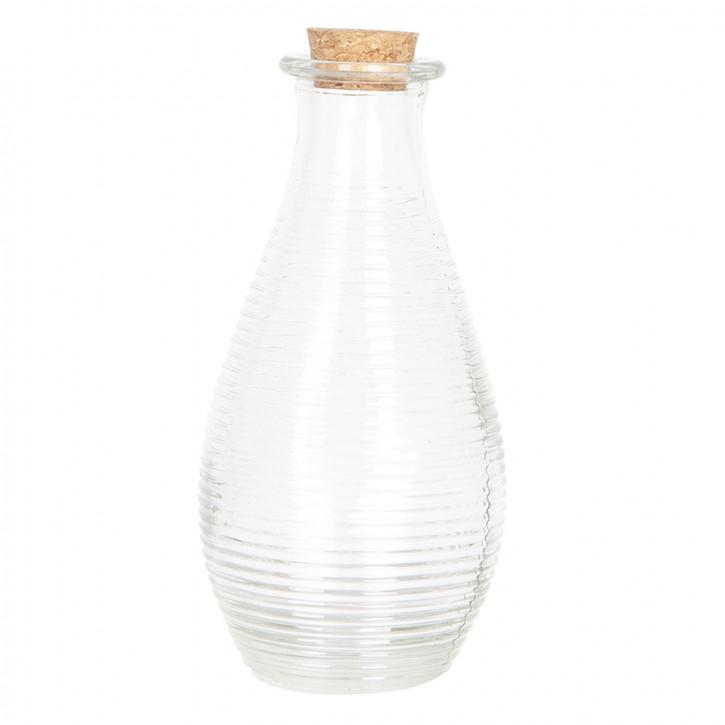 Dekorations flasche Ø 6x14 cm