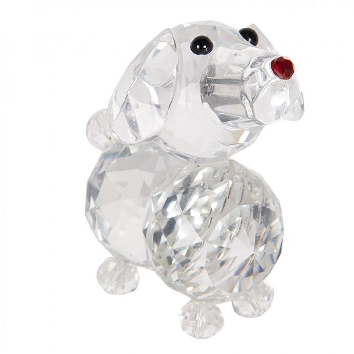 Decoration Hund 5 cm