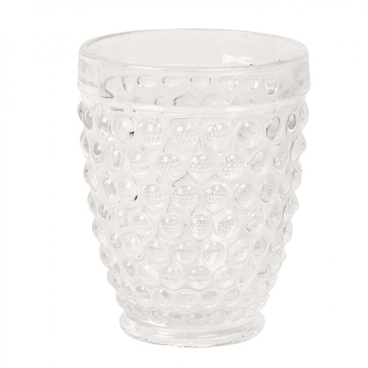 Trinkglas Ø 8x10 cm