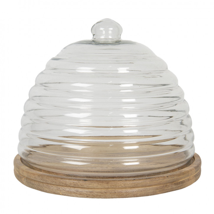 Glasglocke Ø 32x28 cm