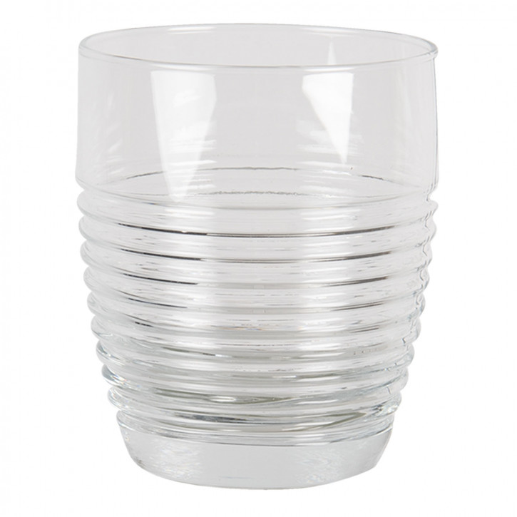 Trinkglas Ø 8x10 cm / 300 ml