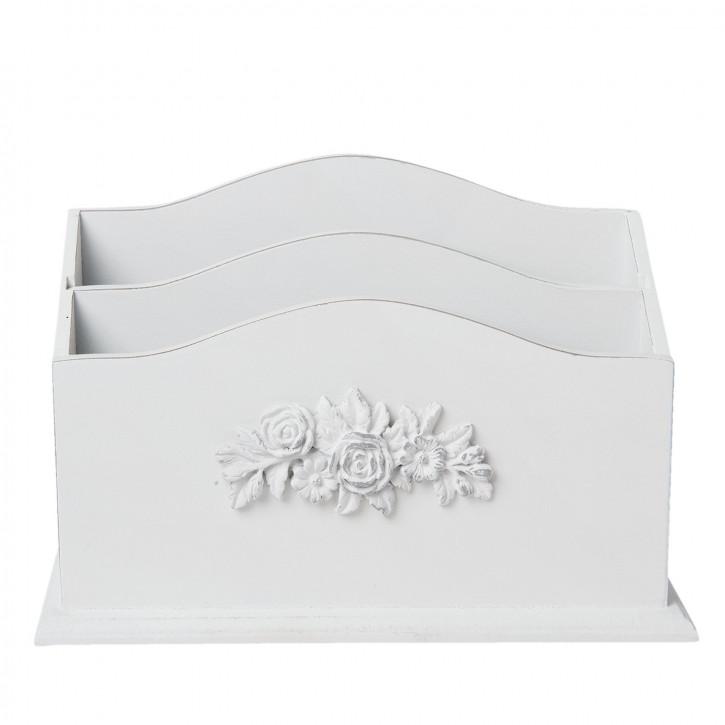 Briefhalter Brief Schachtel 24x9x14 cm