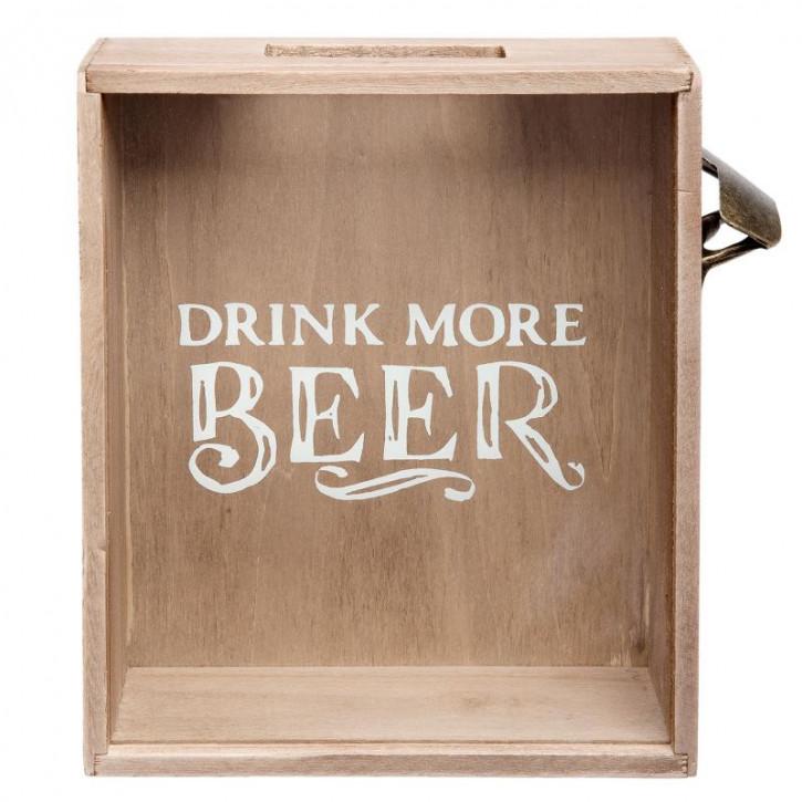 Schachtel für Bierdeckel 20x7x25 cm
