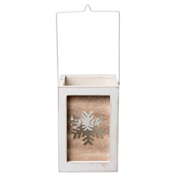 Teelichthalter 11x10x15 cm