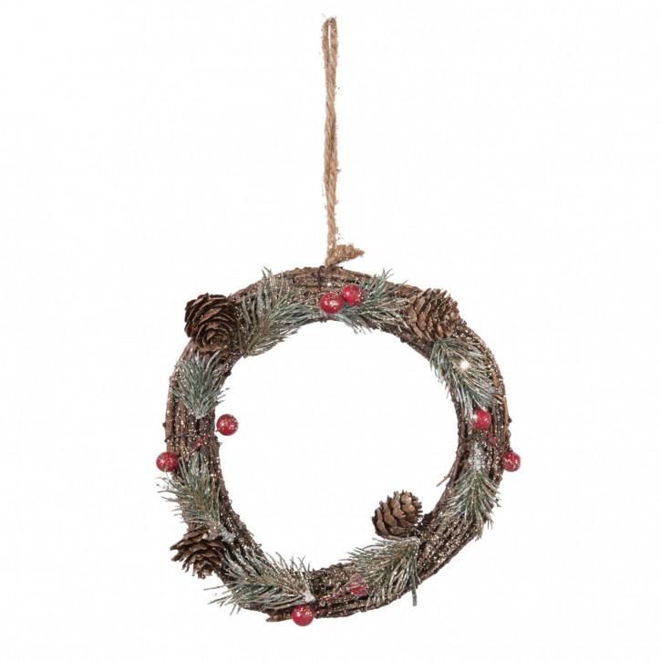 Wreath R 18 cm