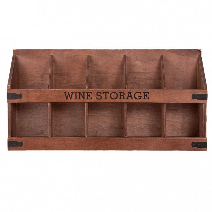 Wineständer 53x10x26 cm