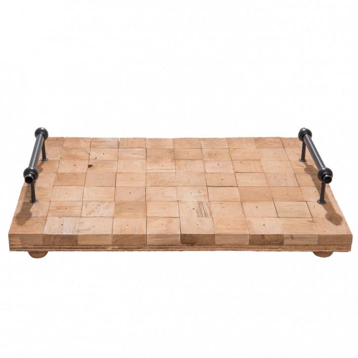Tablett 40x28x8 cm