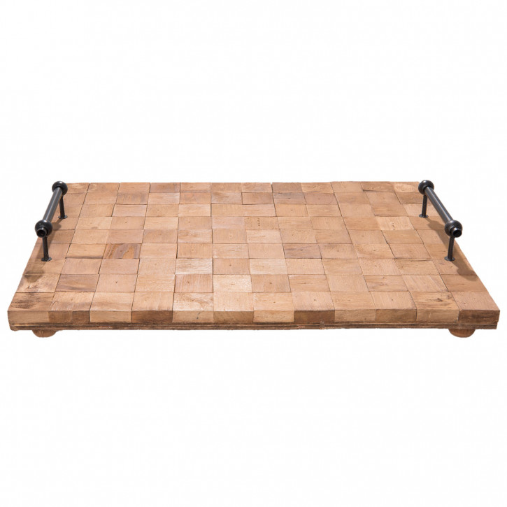Tablett 48x36x8 cm