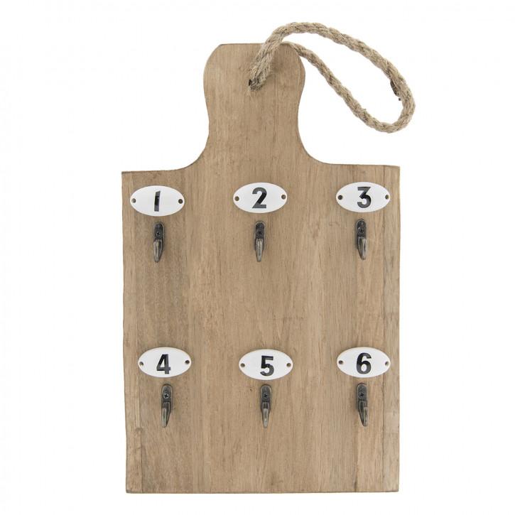 Schlüsselhalter 21x4x45