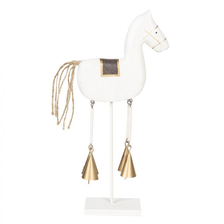 Dekoration Pferd 28x5x13 cm
