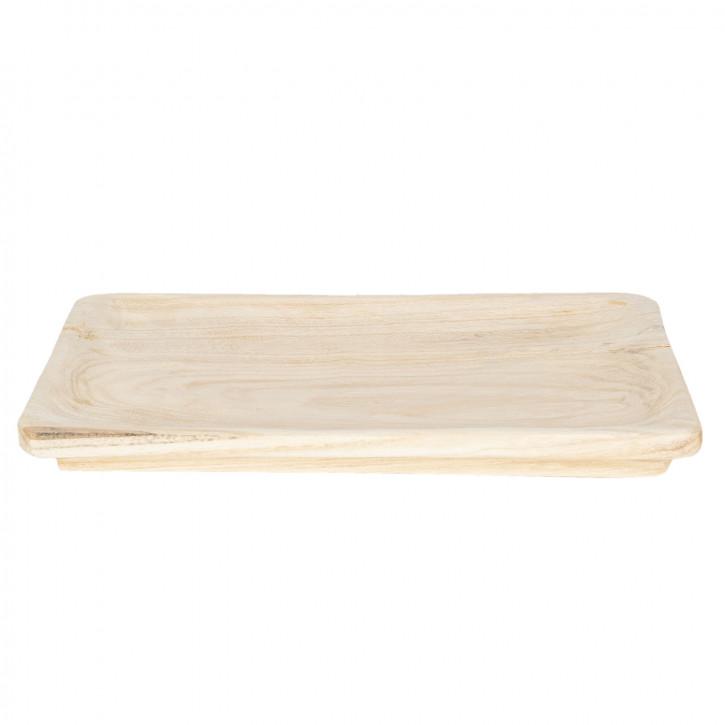 Tablett 41x28x4 cm