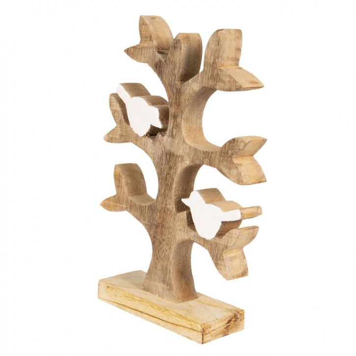 Dekoration Baum 20x5x26 cm