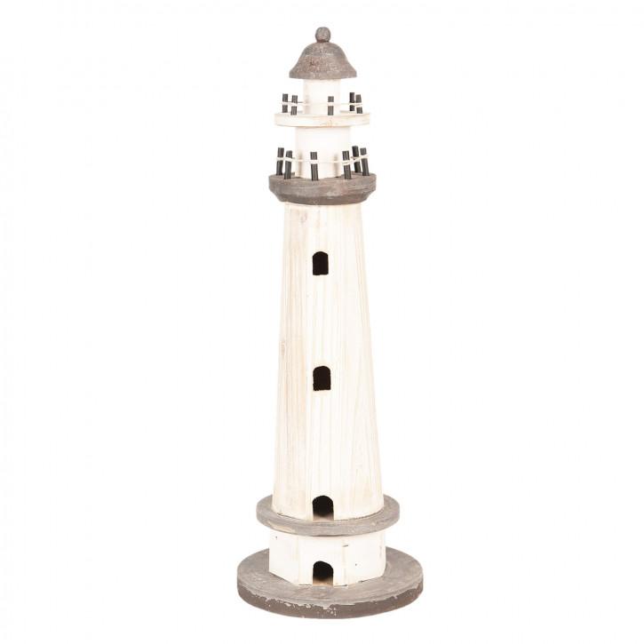 Dekoration Leuchtturm Ø 17x51 cm
