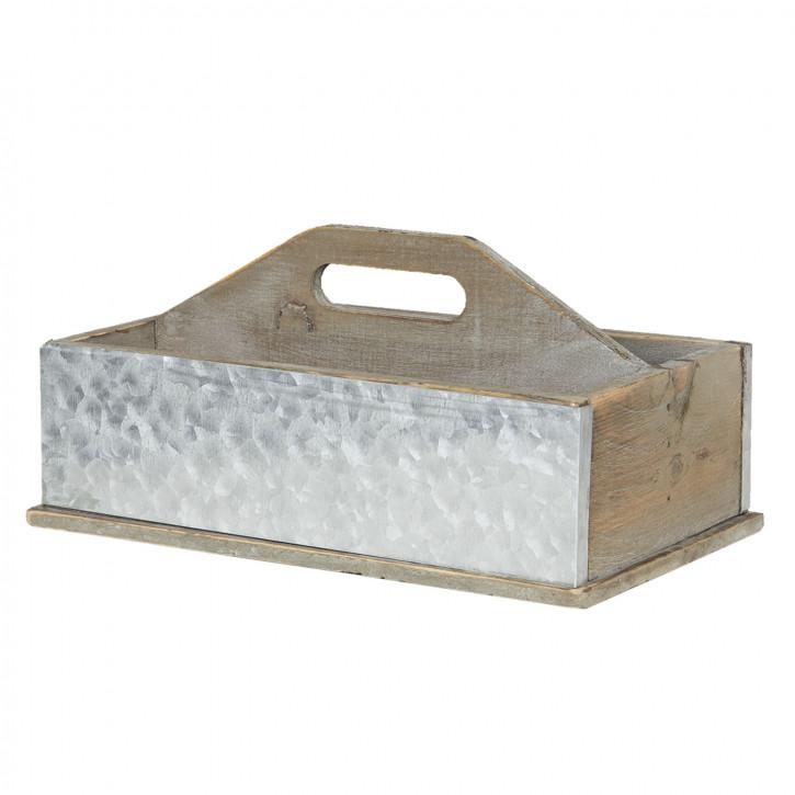 Behälter mit Fächern 28x13x18 cm