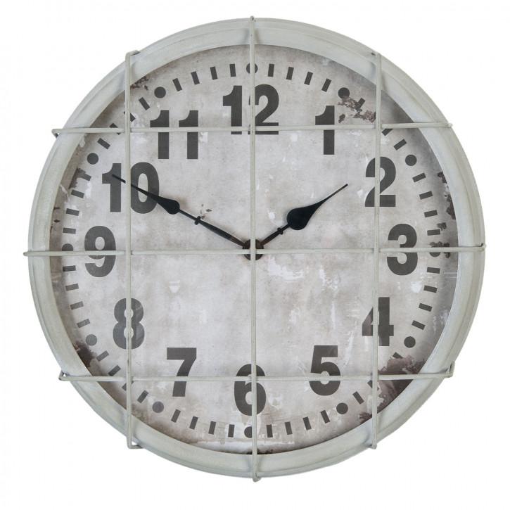 Uhr Ø 36x9 cm / 1xAA