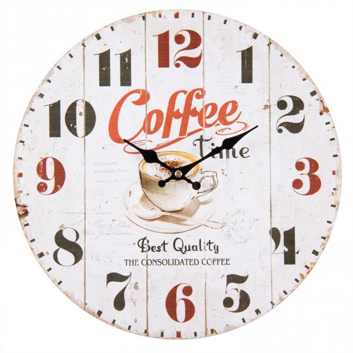 Uhr Ø 34x4 cm 1XAA