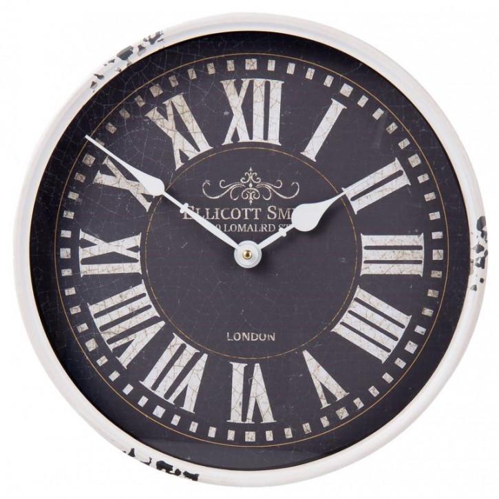 Uhr Ø 31x8 cm / 1xAA