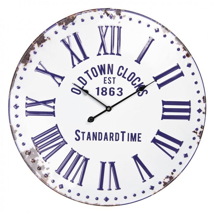 Uhr Ø 57x4 cm / 1xAA
