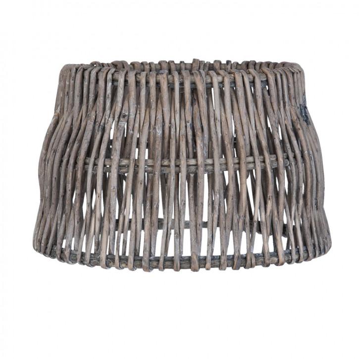 Lampenschirm Rattan 25x16 cm / E27
