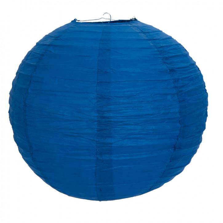 Lampenschirm blau 40 cm