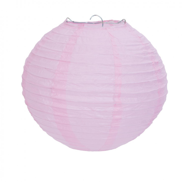 Lampenschirm rosa 20 cm