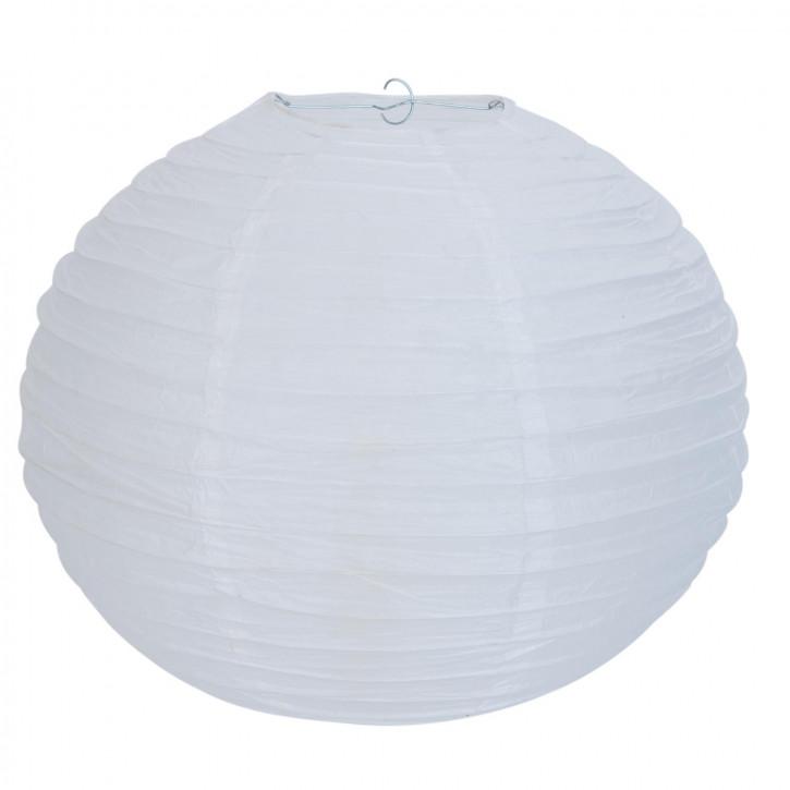 Lampenschirm weiß 40 cm