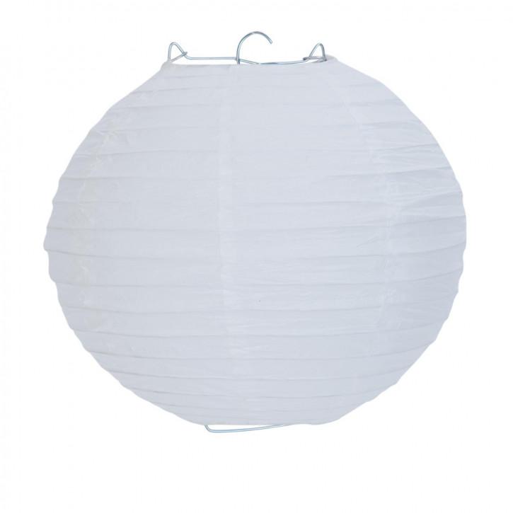 Lampenschirm weiß 20 cm