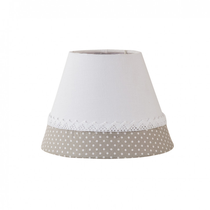Lampenschirm Ø 17x13 cm