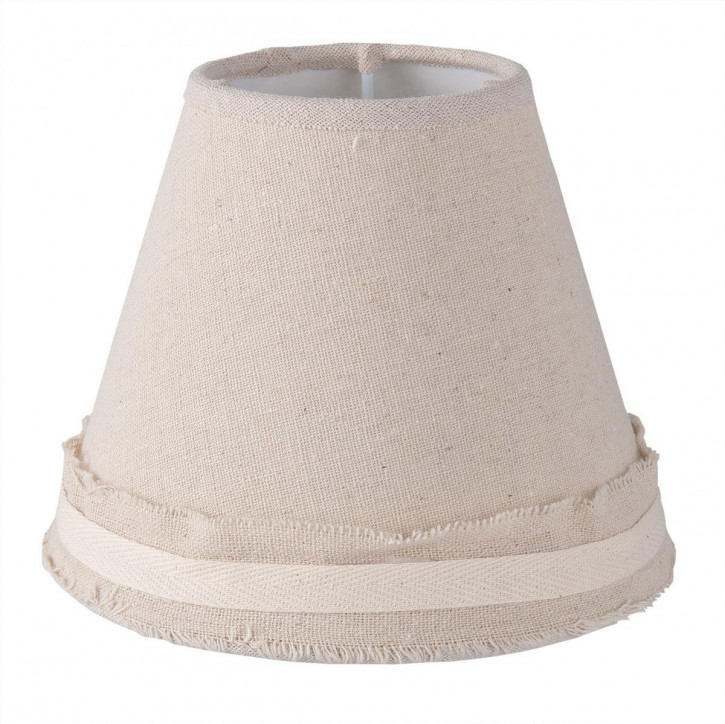 Lampenschirm rund Ø 15x12 cm