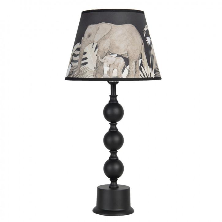 Tischlampe Ø 27x57 cm E27/max 1x60W
