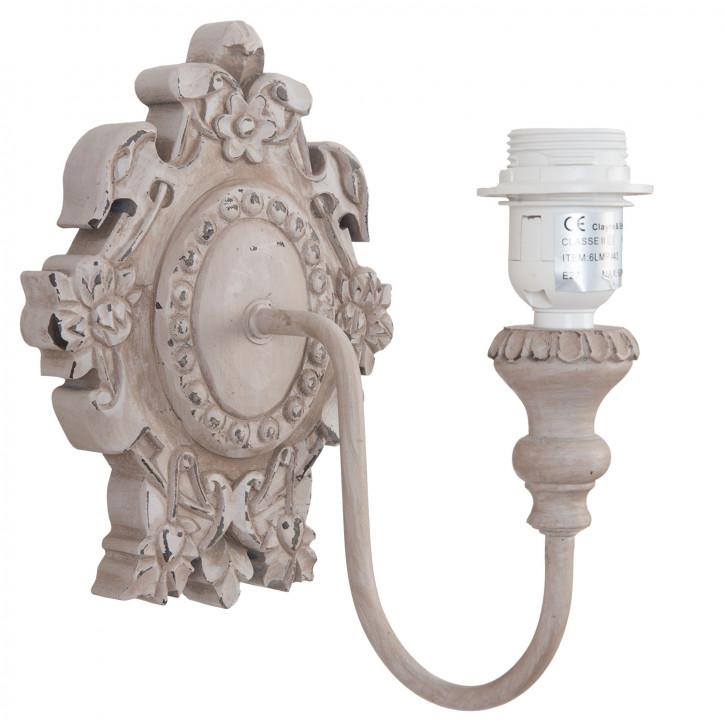 Wandlampe 17x23x23 cm E27/60W
