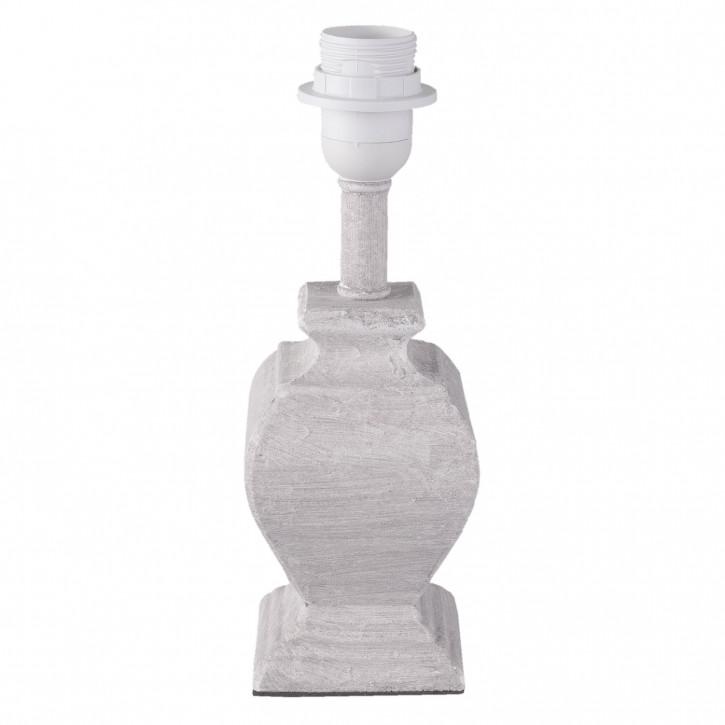 Lampenfuß rund Ø 9x27 cm / E27/ max 60 Watt