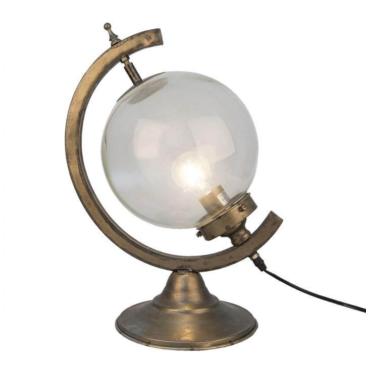 Tischlampe 36x25x49 cm E27/max 1x40W