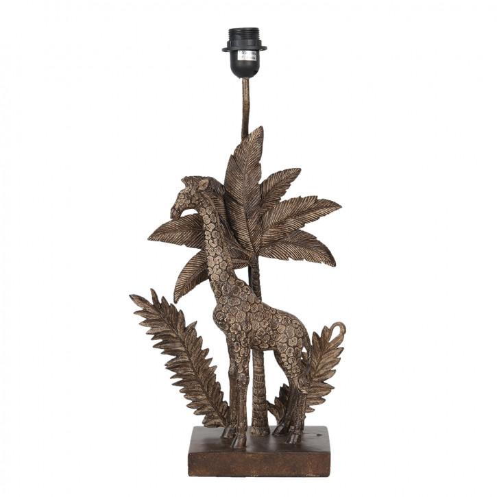 Tischlampe 30x14x55 cm E27/max 1x60W