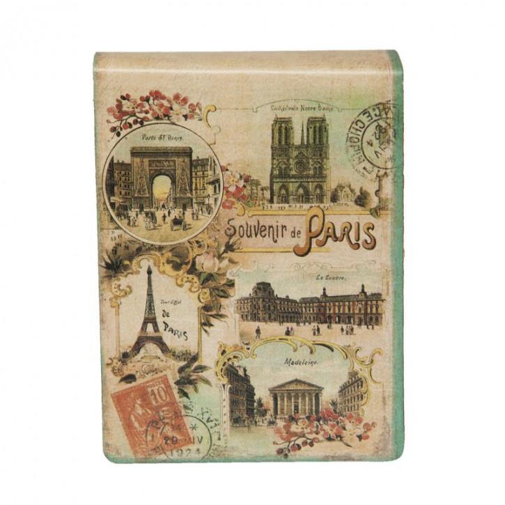 Notizbuch 6x8x2 cm (160 pages)