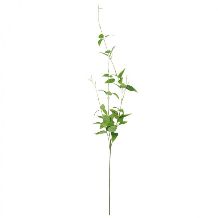 Kunstblume Blumendekoration Zweig grün