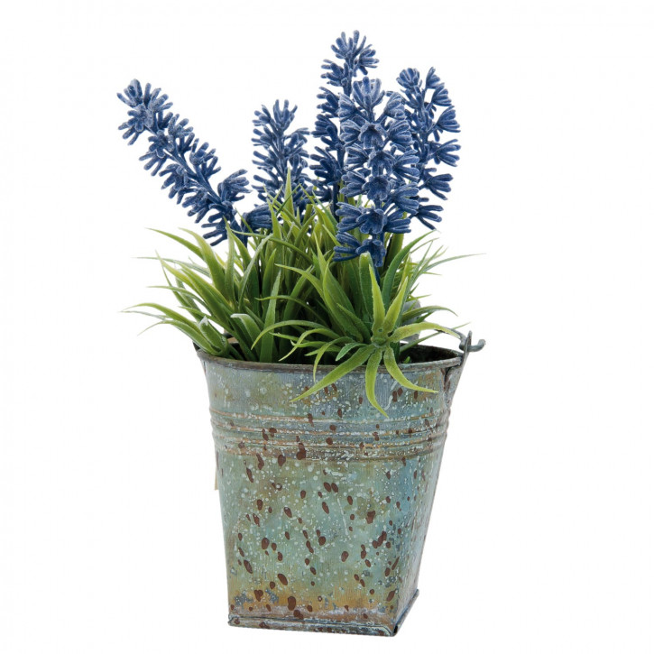 Decoratie lavendel in pot 18 cm