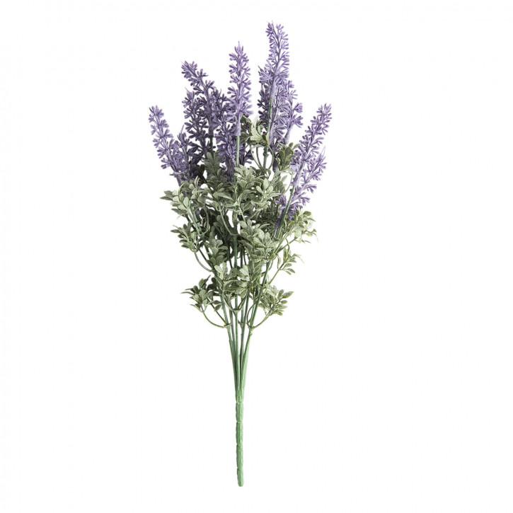 Dekoration Lavendel 38 cm